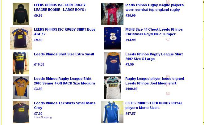 World Cup ebay